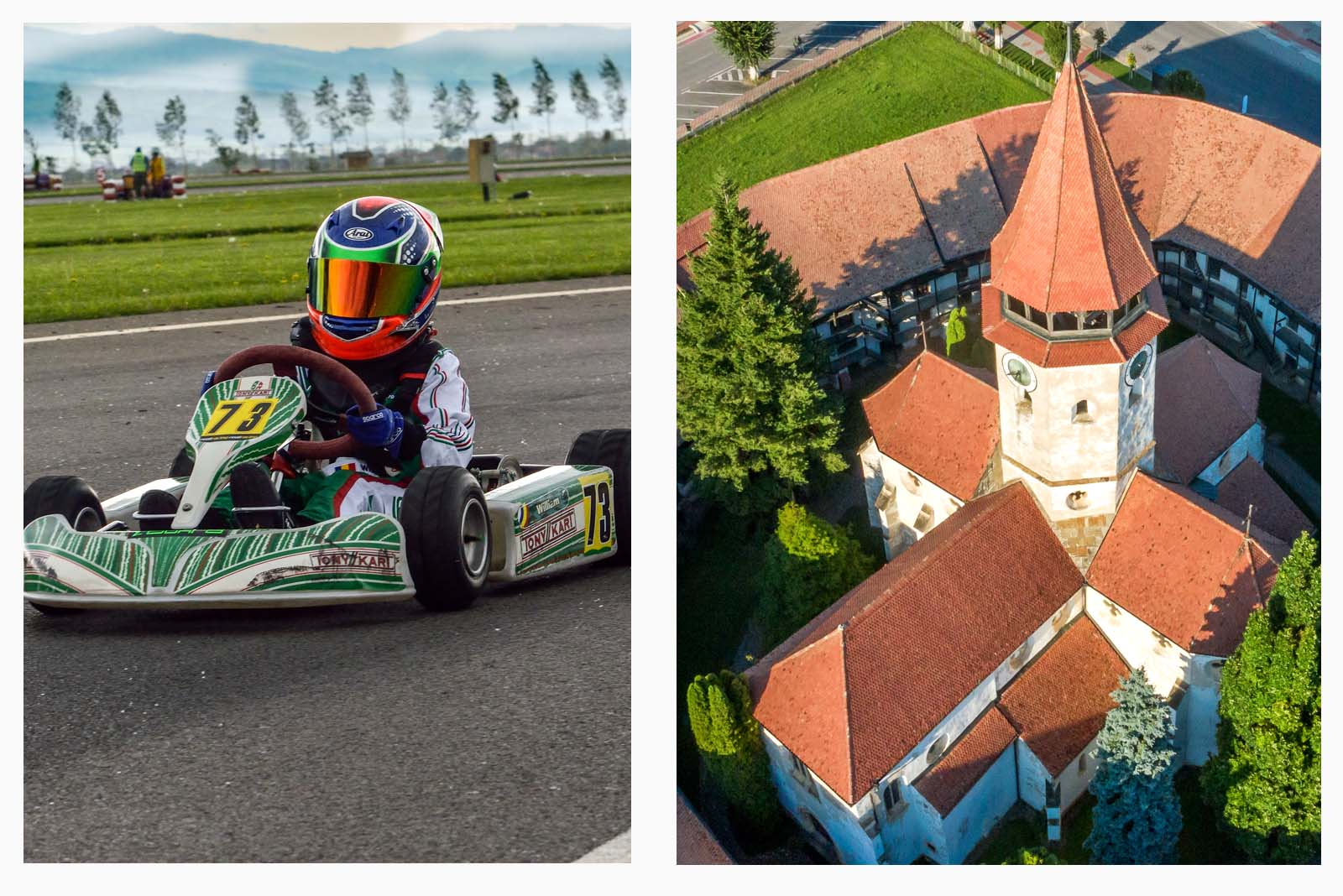 Prejmer Fortress & Karting Offer