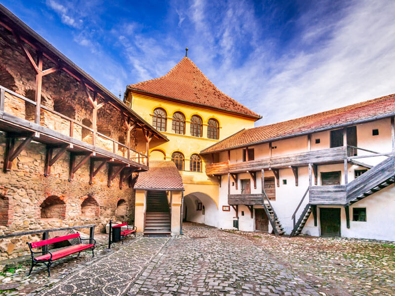 Prejmer Fortress